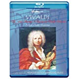 Vivaldi: The Four Seasons, Concertos for Double Orchestra ; L'estro Armonico - Acoustic Reality Experience [7.1 DTS-HD Master Audio Disc] [BD25 Audio Only] [Blu-Ray]