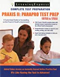 Parapro Test Prep (0755-1755), LearningExpress Editors, 1576857336