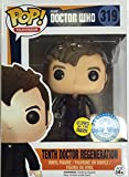Funko Doctor Who Funko POP! Television Tenth Doctor Regeneration Exclusive Vinyl Figure #319 [Glow-in-the-Dark]