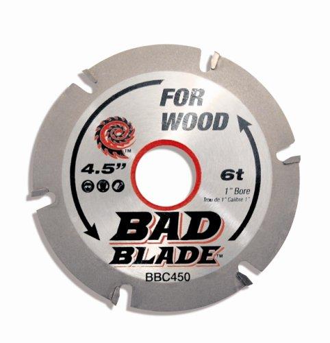 - KwikTool USA BBC450 Bad Blade Carver 4-1/2