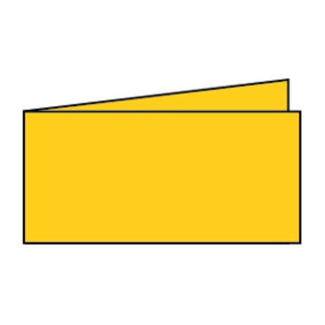 Rössler Papier - - Paperado-Karte DL ld, Ocker B07CX3P467 | Ausgezeichnetes Handwerk