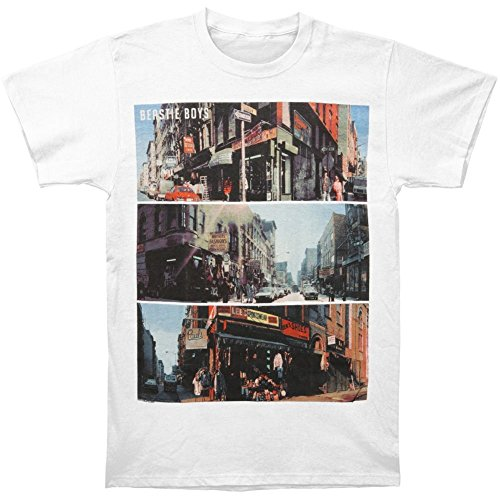 Official Men's Beastie Boys City Scenes T-Shirt. S to XXL