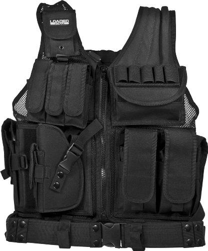 Barska Loaded Gear VX-200 Left Hand Tactical Vest