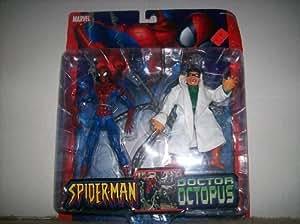 Amazon.com: Spiderman vs. Doctor Octopus: Toys & Games