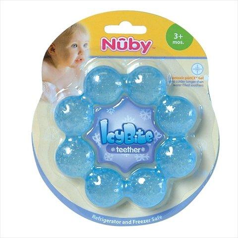 Amazon.com: Luv N Care Nuby Pur Ice Bite Chupete Anillo ...