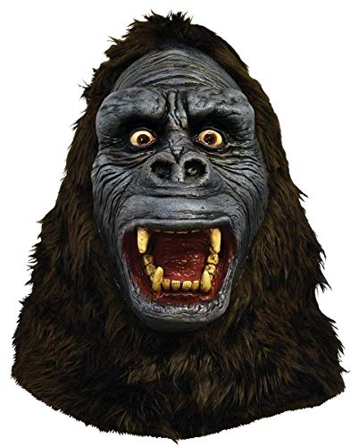 (Trick or Treat Studios Men's King Kong Mask, Multi, One)