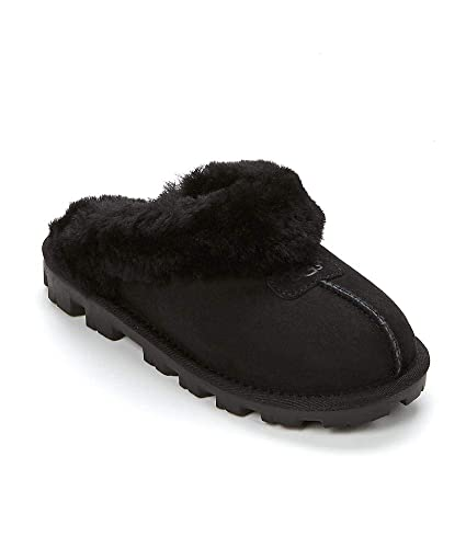 5aec3ce941f UGG Women's Coquette Slipper Black