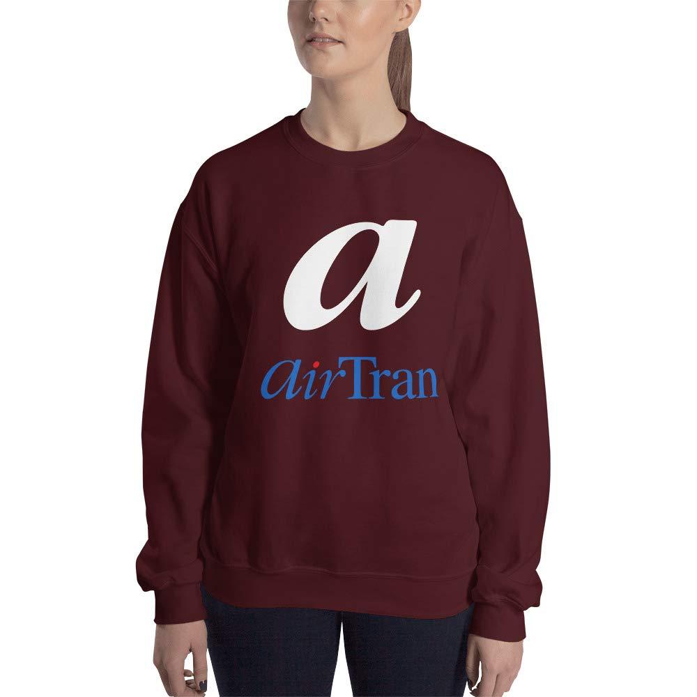AirTran Airways Unisex Heavy Blend Crewneck Sweatshirt