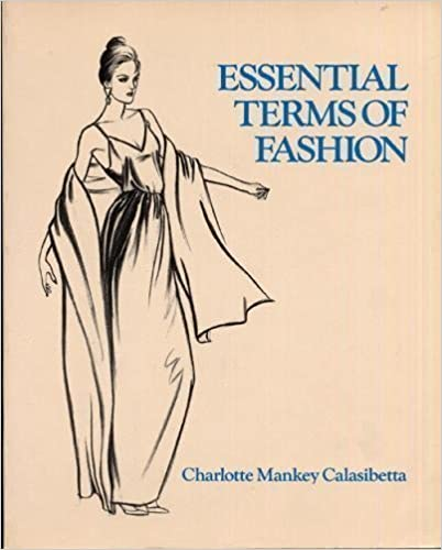 Book Essential Terms of Fashion: A Collection of Definitions by Charlotte Calasibetta (1985-11-03)