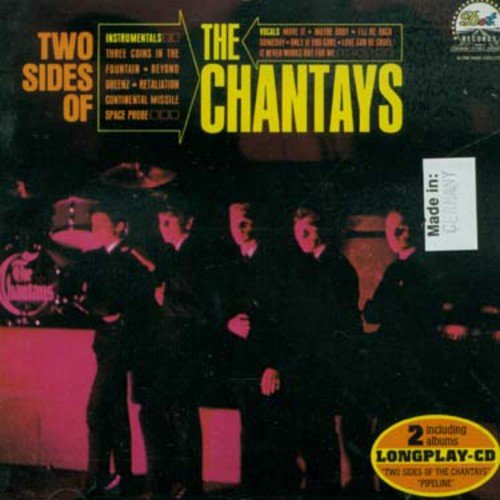 The Chantays - Two Sides Of The Chantays  Pipeline - Zortam Music