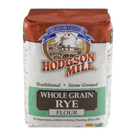 Hodgson Mill Flour Rye, 5-Pound (Pack of 3) - Buy Online in