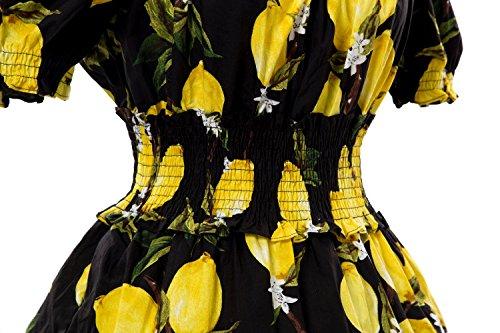 Luouse - Vestido - para mujer negro