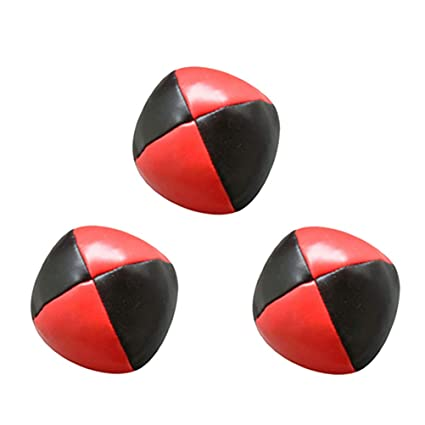 Phenomenal Amazon Com Lioobo 3 Juggling Balls Child Magic Circus Dailytribune Chair Design For Home Dailytribuneorg