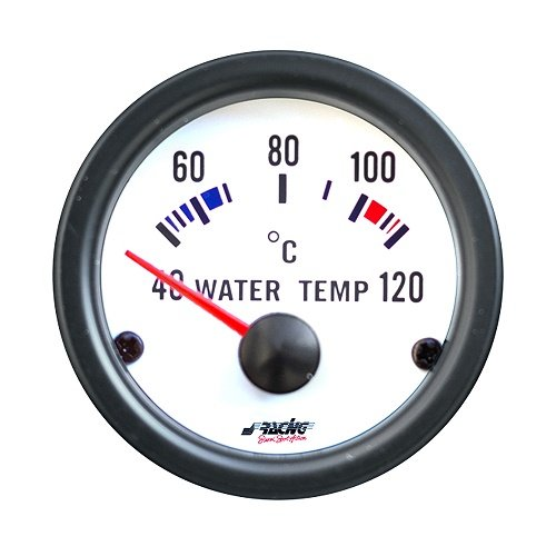 Simoni Racing WT/W - Indicador de temperatura del agua