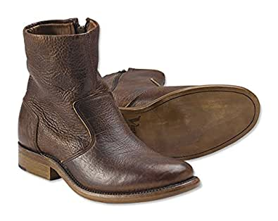 Bison Leather Dress Shoes