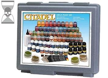 Citadel Mega Paint Set: Amazon co uk: Toys & Games