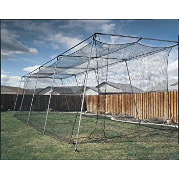ATEC Backyard Baseball Batting Cage, 70 Feet