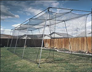 ATEC Backyard Baseball Batting Cage, 70 Feet