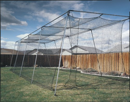 ATEC Backyard Baseball Batting Cage, 70-Feet