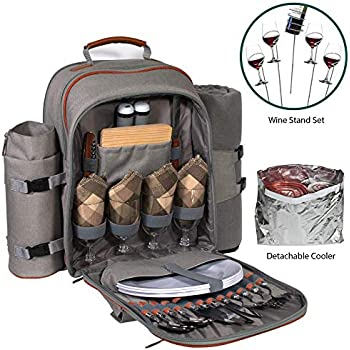 Camping & Hiking Strong-Willed Outdoor Tableware Portable Cutlery Box Plus Storage Bag Camping Hiking Equipment Excellent In Cushion Effect
