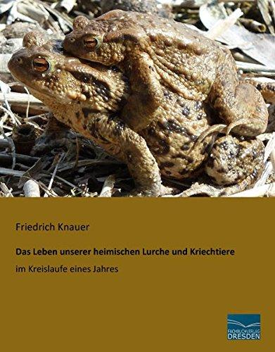 Download Das Leben unserer heimischen Lurche und Kriechtiere im Kreislaufe eines Jahres (German Edition) ebook