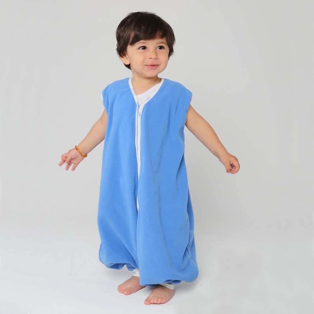 2.5 Tog Dnz Baby Neugeborene Schlafsack Winter Gl/ücklicher Winter 0-6 Monate