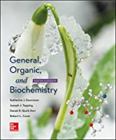 Package: General, Organic, and Biochemistry with Connect 2-semester Access Card