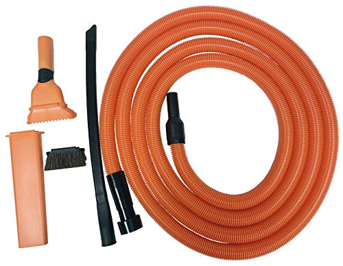 Cen-Tec Systems 90342 Vacuum Garage Shop Kit with 20-Foot Hose (Kubota Wet Dry Vac 12 Gallon Review)