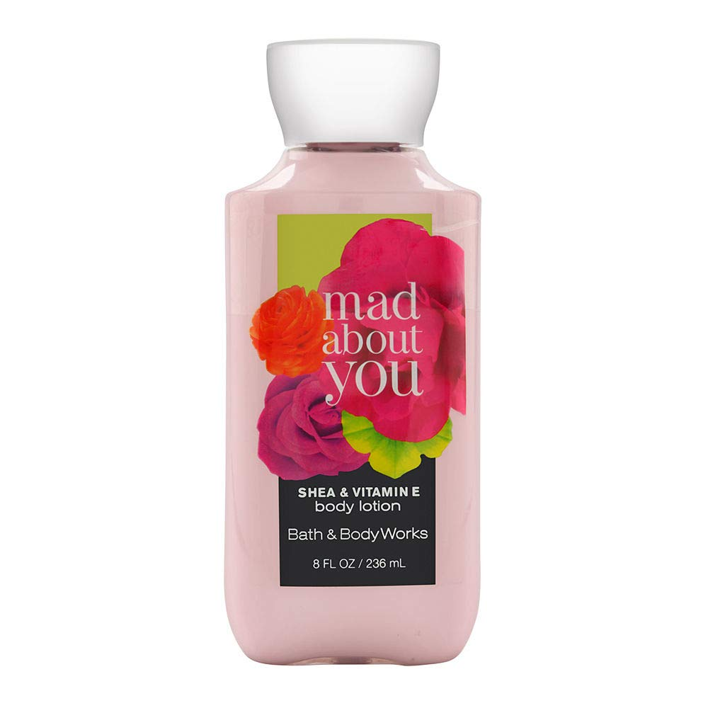 Bath & Body Works Mad About You Signature Collection Body Lotion, 8 Ounce