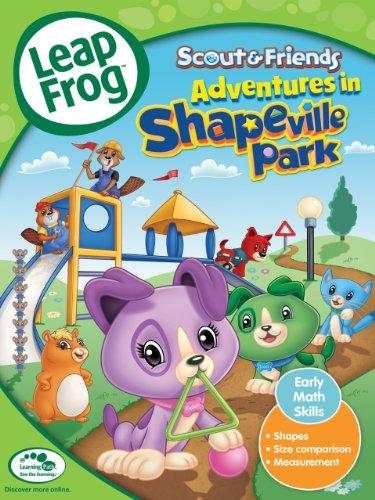 Leap Frog: Adventures In Shapeville Park (Set Leapfrog)