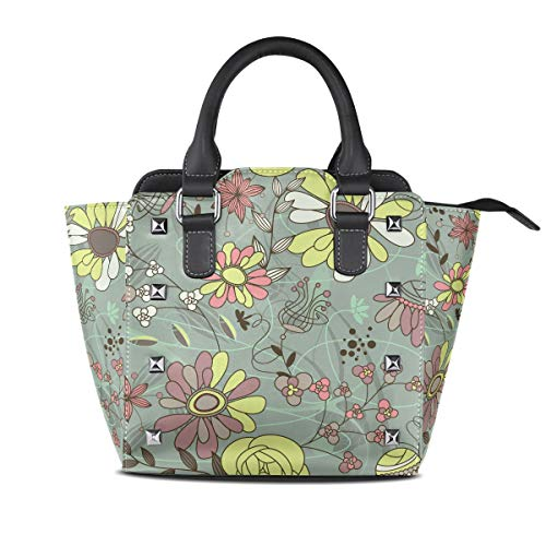DEZIRO Color Flower In Full Bloom evening handbags and clutches for women ()