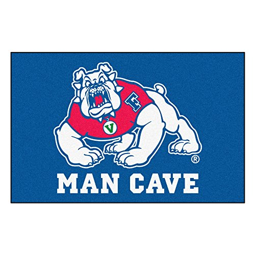Fresno State University Man Cave Area Rug (Ulti-Mat)