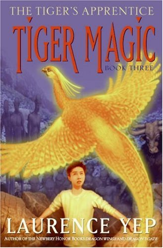 Download Tiger Magic: The Tiger's Apprentice, Book Three pdf epub