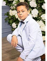 Hope & Henry Saco formal de niño hecho con algodón orgánico
