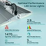 VIPARSPECTRA Latest XS1500 LED Grow Light