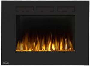 """Napoleon NEFL32FH Linear Wall Mount Electric Fireplace, 32"""""""