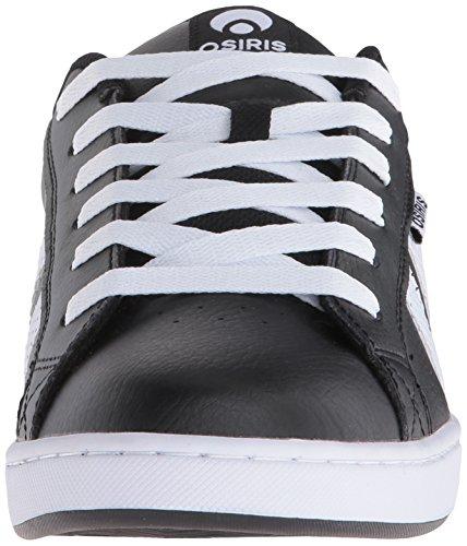 Noir Osiris Hommes Blanc Chaussures Shoes Skateboard De Loot Blanc YYr1wZq