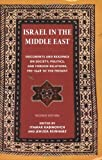 img - for Israel in the Middle East: Documents and Readings on Society, Politics, and Foreign Relations, Pre-1948 to the Present (AUTHOR SIGNED) book / textbook / text book