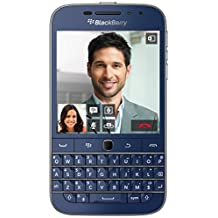 BLACKBERRY CLASSIC RHH151LW 16GB SQC100-1 BLUE QWERTY UK FACTORY UNLOCKED 4G/LTE CELL PHONE