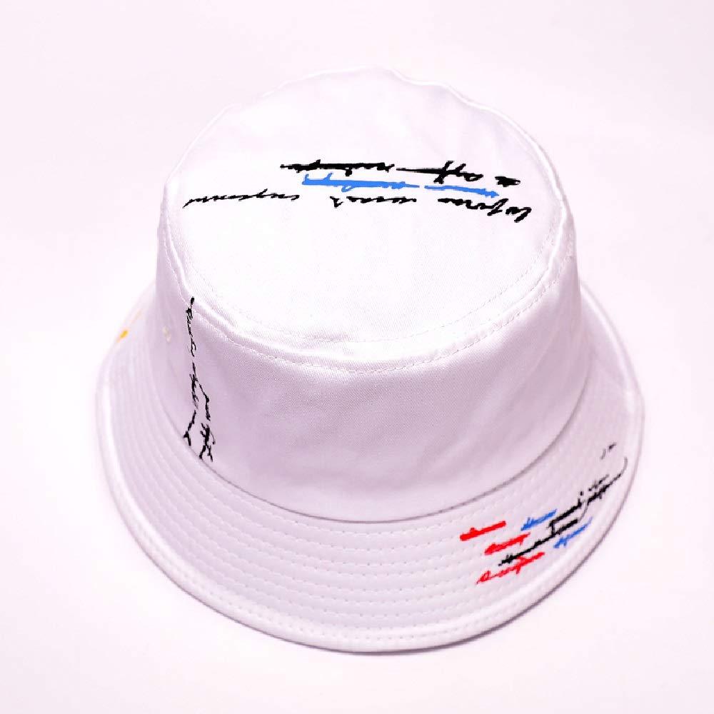 Wxtreme Algod/ón Anti Bucket Hat Unisex Harajuku Bucket Hat Pesca Al Aire Libre Panam/á Hip Hop Cap Verano de Hombre para Pescador Sombrero Mujeres 2019 Nuevo Hueso Feminino