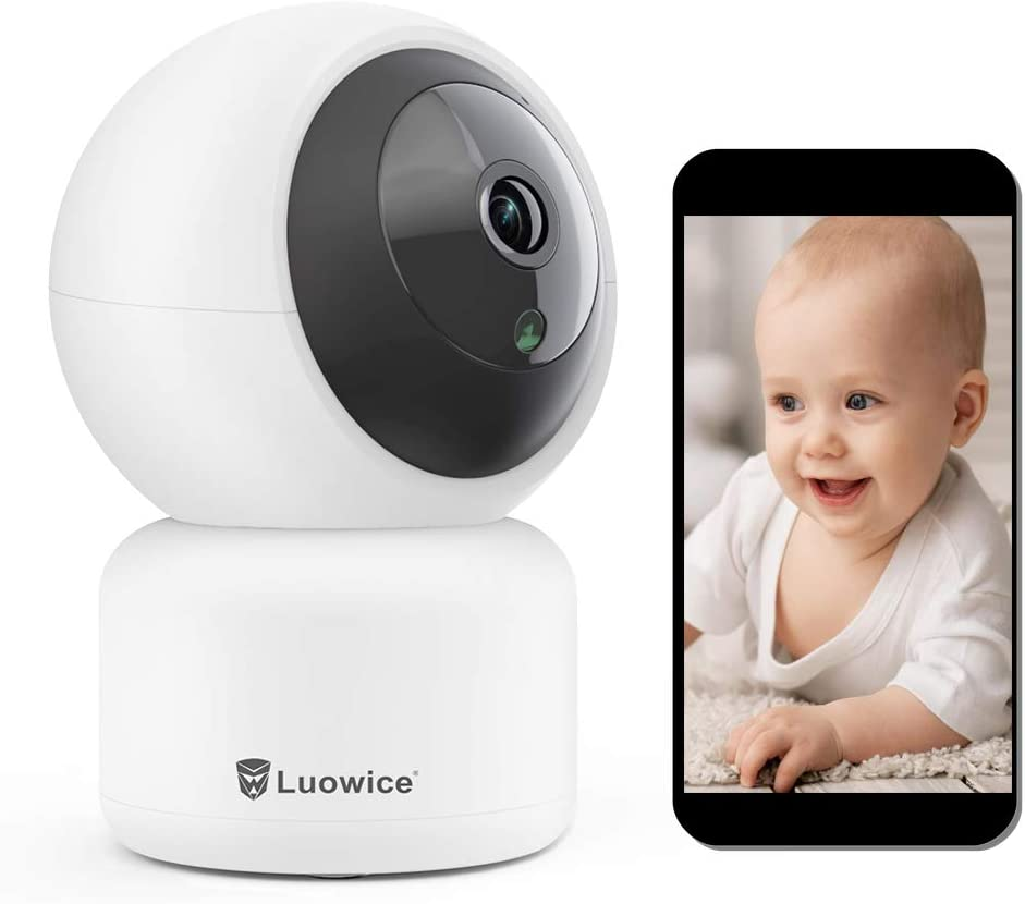 1080P Wireless Mini WIFI IP Camera HD Smart Home Security Camera Night Vision CZ