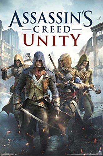 Assassin's Creed Unity - Key Art Poster Print (22 x 34)