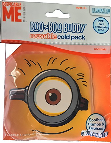 Cold Boo Boo Pack - 9