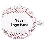 Baseball Pillow Ball - 150 Quantity - $2.75 Each - PROMOTIONAL PRODUCT / BULK / BRANDED with YOUR LOGO / CUSTOMIZED