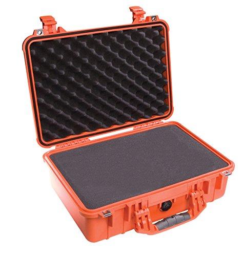 Orange Carrying Camera Case - 7