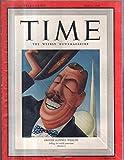 Time Magazine 1939 May 1 Grover Aloysius Whalen