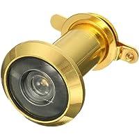 ZQEDY - Visor de puerta ajustable para lente