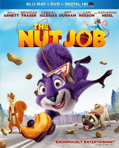 The Nut Job The Nut Job (Blu-ray + DVD + Digital HD)