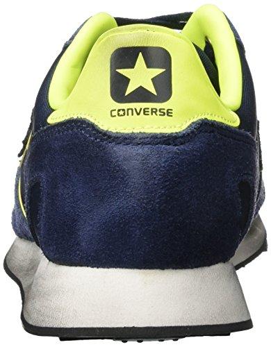 Sneaker Racer Giallo Ox Converse Uomo Auckland Blu Basse a1xUvntwW