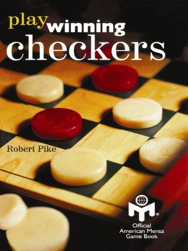 ##ZIP## Play Winning Checkers: Official Mensa Game Book (w/registered Icon/trademark As Shown On The Front Cover) (Play Winning Checkers/Draughts 1). Estados Alfredo mejor zaliczyl PLAZO Ampliado musical